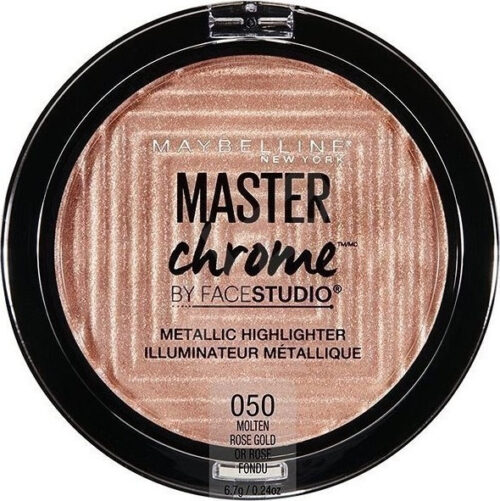 Maybelline Master Chrome Metal 050 Molten Rose Gold