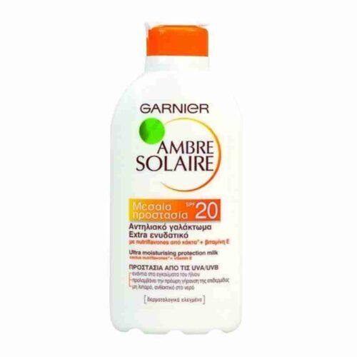 Garnier Ambre Solaire Medium Protection SPF20 200ml