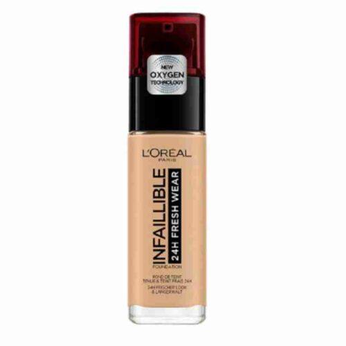 L'Oreal Infaillible 24H Fresh Wear 200 Golden Sand 30ml