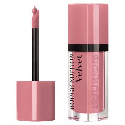 Bourjois Paris Rouge Edition Velvet 10 Don't Pink Of It