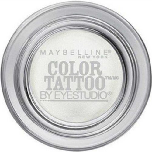 Maybelline Color Tattoo 24H Eyeshadow 45 Infinite White