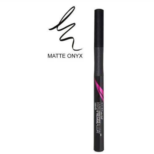 Maybelline Hyper Precise All Day Eyeliner Matte Onyx Black