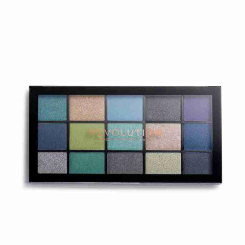 Revolution Beauty Re-Loaded Eyeshadow Palette Deep Dive