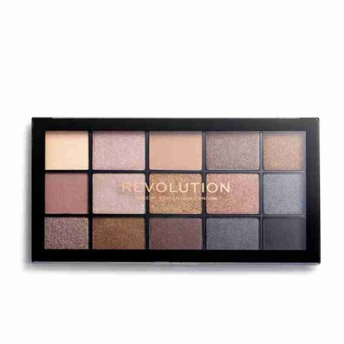 Revolution Beauty Re-Loaded Eyeshadow Palette Smoky Newtrals