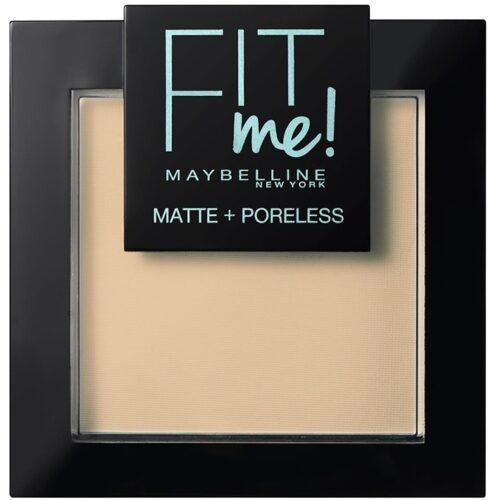 Maybelline Fit Me Matte & Poreless 110 Porcelain 8.5gr